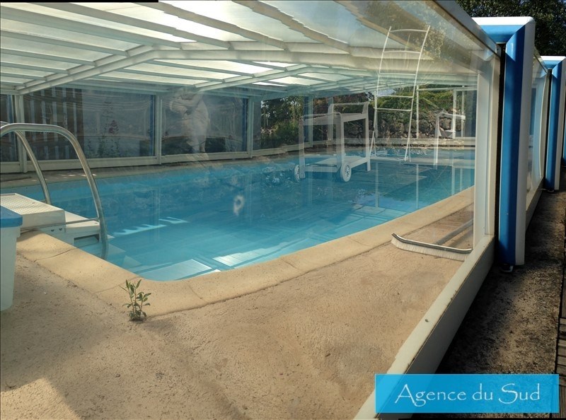 Vente maison / villa St savournin 520000€ - Photo 4