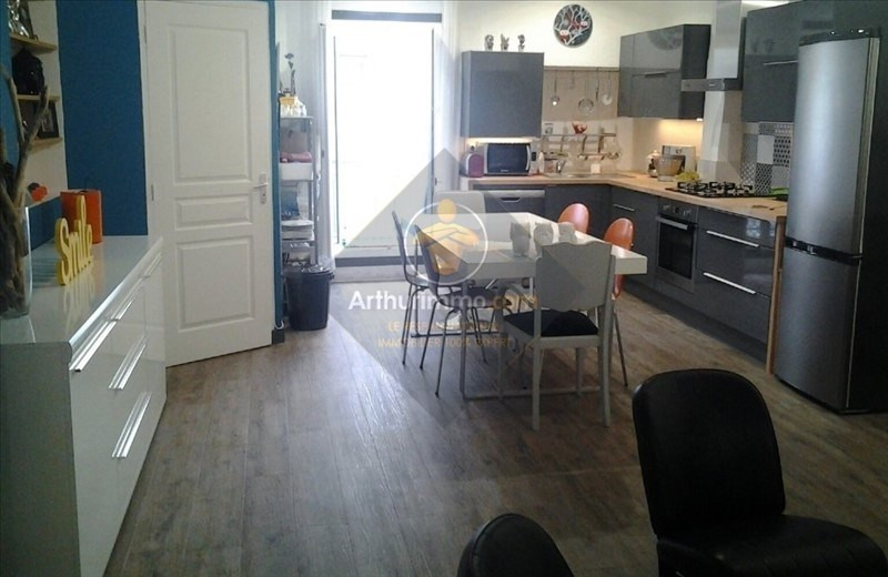 Sale apartment Sete 128 000€ - Picture 1