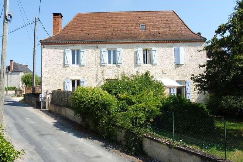 Vente maison / villa Cazoules 224000€ - Photo 1