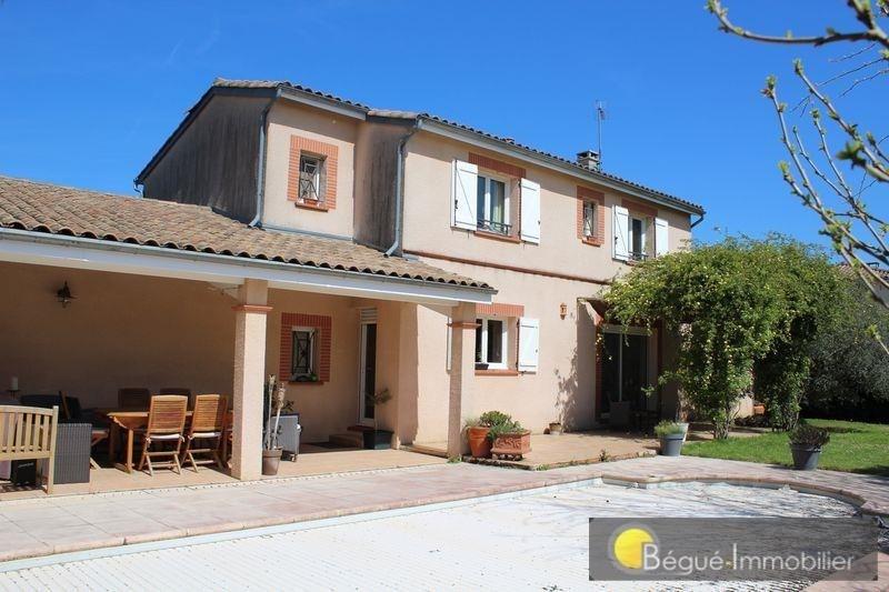 Deluxe sale house / villa Colomiers 555000€ - Picture 1