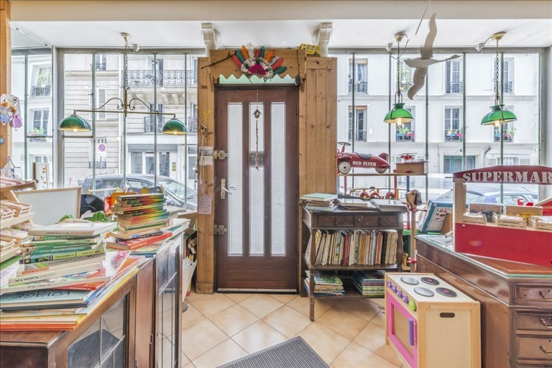 Vente local commercial Paris 5ème 685000€ - Photo 5