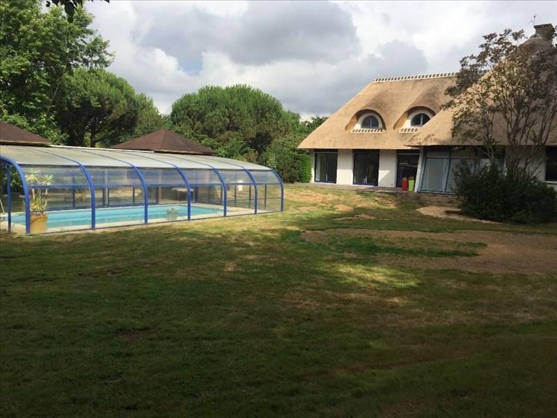 Venta  casa Rennes 528800€ - Fotografía 1
