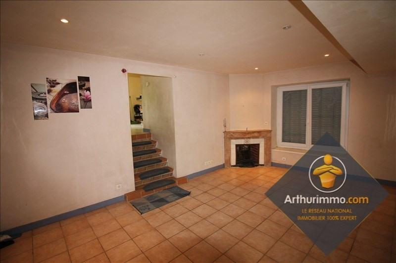 Vente maison / villa Villemoirieu 183000€ - Photo 5