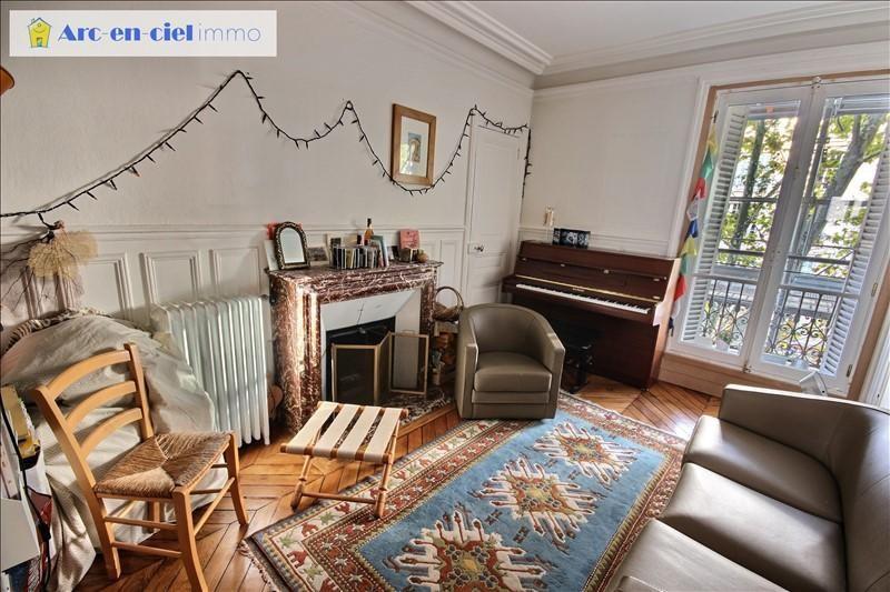 Revenda apartamento Paris 18ème 699000€ - Fotografia 8