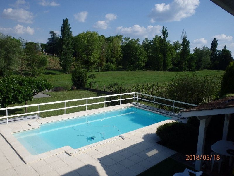 Deluxe sale house / villa Portets 598000€ - Picture 10