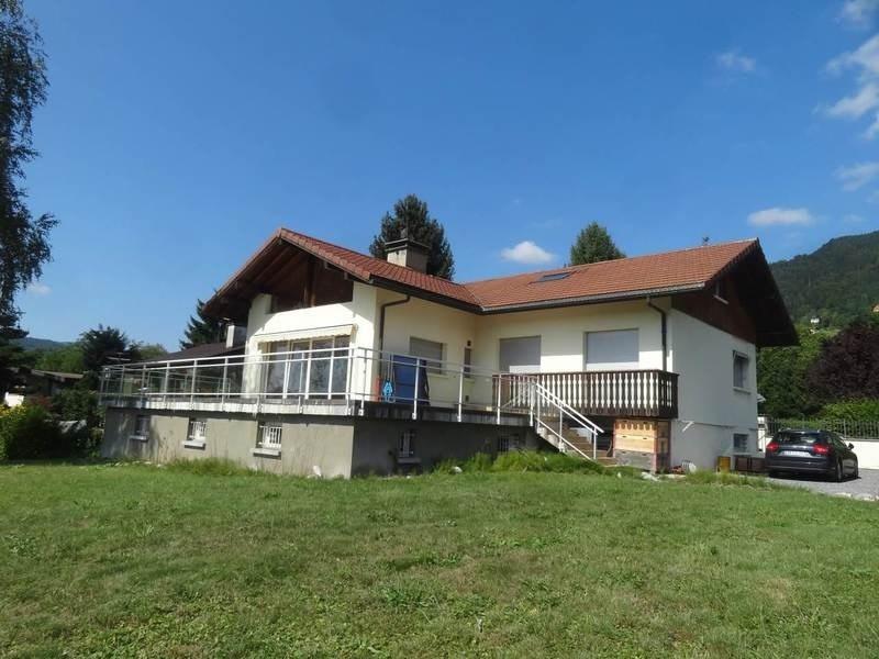 Sale house / villa Ville-en-sallaz 475000€ - Picture 1