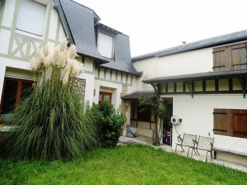 Revenda residencial de prestígio casa Deauville 678000€ - Fotografia 10