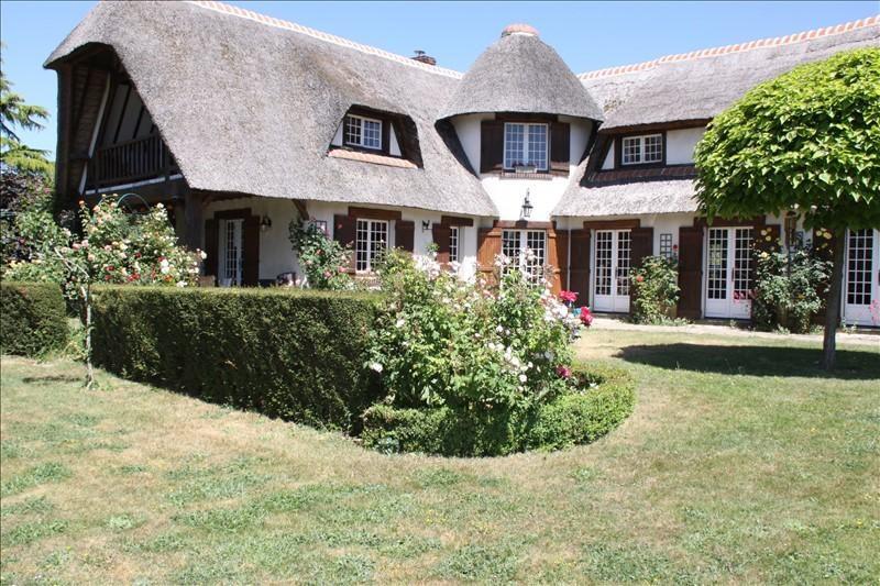 Vente maison / villa Douains 410000€ - Photo 1