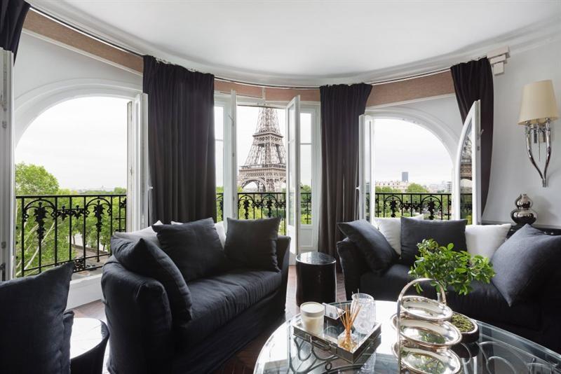 Verkoop van prestige  appartement Paris 16ème 5000000€ - Foto 1
