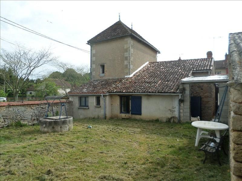 Vente maison / villa Mazerolles 49500€ - Photo 8