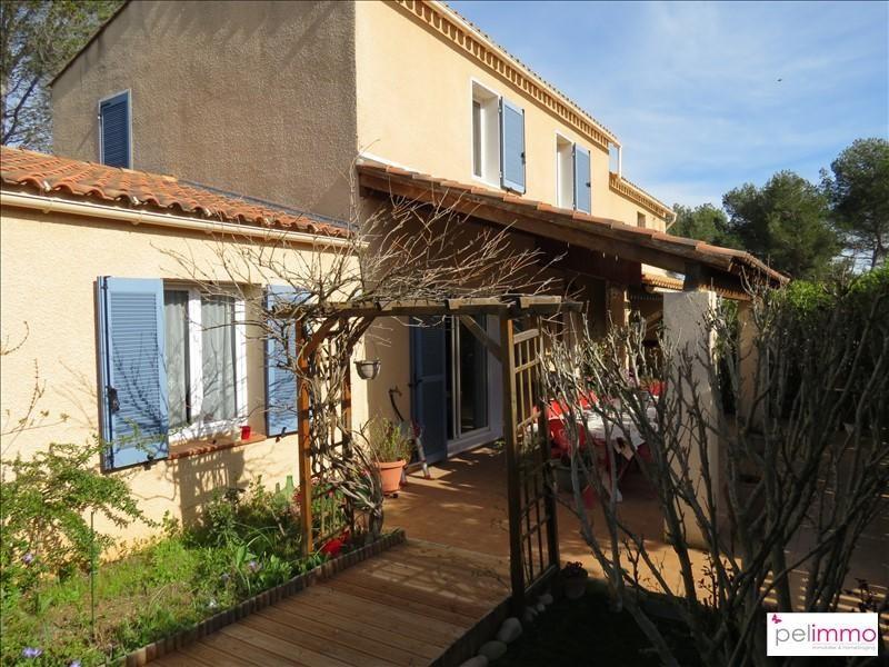 Vente maison / villa Lambesc 385000€ - Photo 1