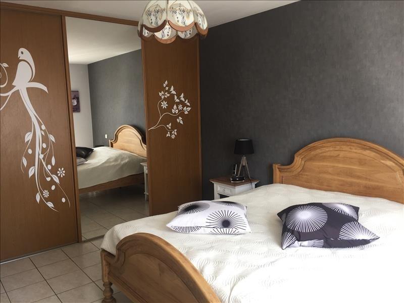 Vente maison / villa St vincent sur jard 320000€ - Photo 4