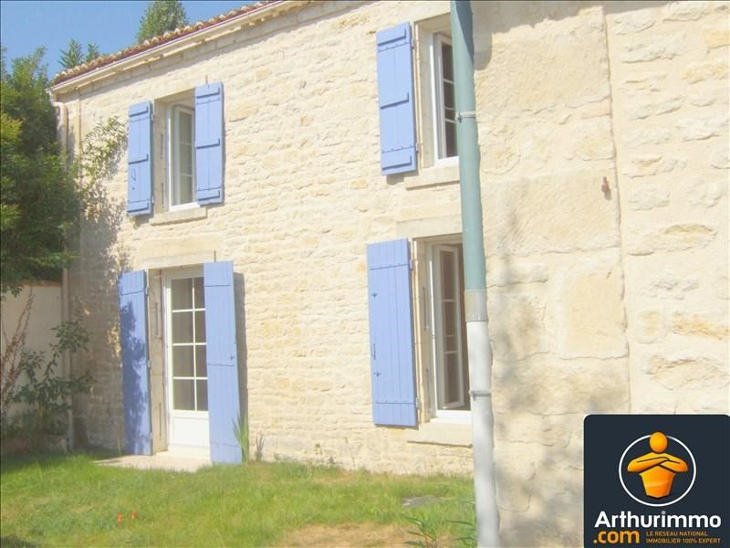 Sale house / villa Aulnay 97000€ - Picture 1