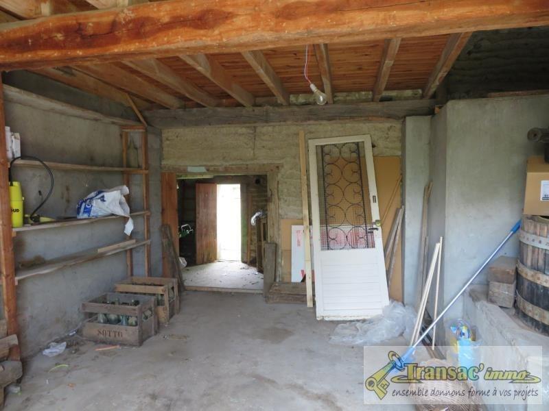 Vente maison / villa St sylvestre pragoulin 97650€ - Photo 9