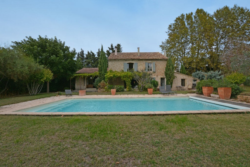 Verkoop van prestige  huis Jonquieres 585000€ - Foto 1