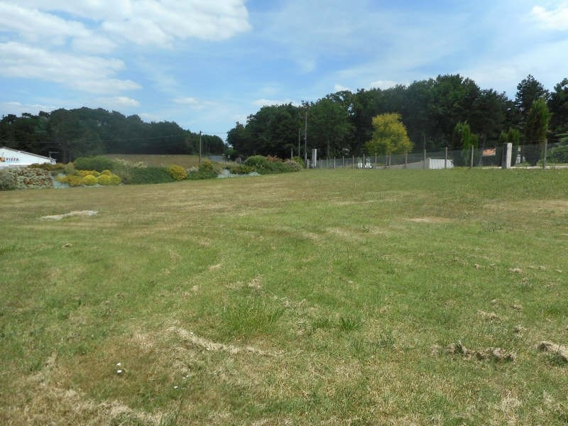 Vente terrain Breuillet 105950€ - Photo 1