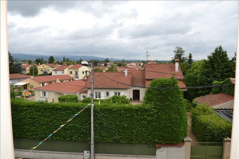 Sale apartment Savigneux 45000€ - Picture 4