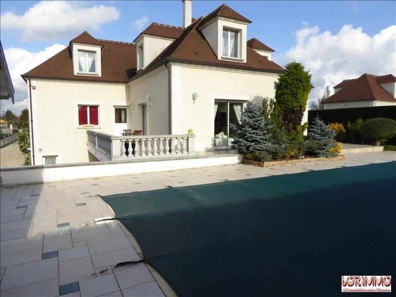 Sale house / villa Ballancourt sur essonne 745000€ - Picture 2