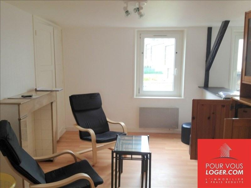 Rental apartment Boulogne sur mer 390€ CC - Picture 1