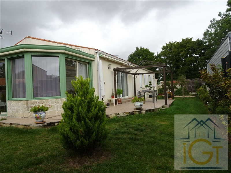 Sale house / villa Aigrefeuille d aunis 299 250€ - Picture 1