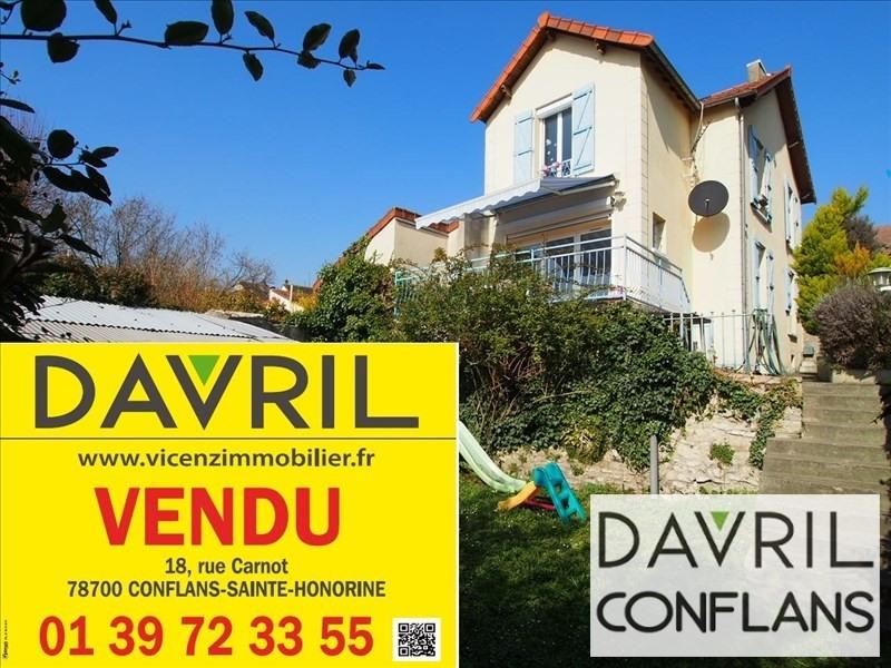 Vente maison / villa Conflans ste honorine 349500€ - Photo 1