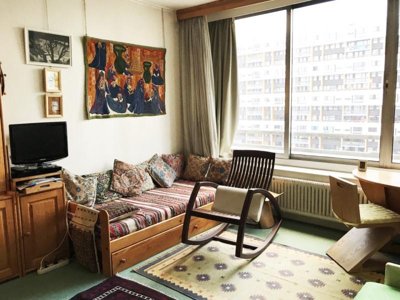 Vente appartement Paris 15ème 279000€ - Photo 1