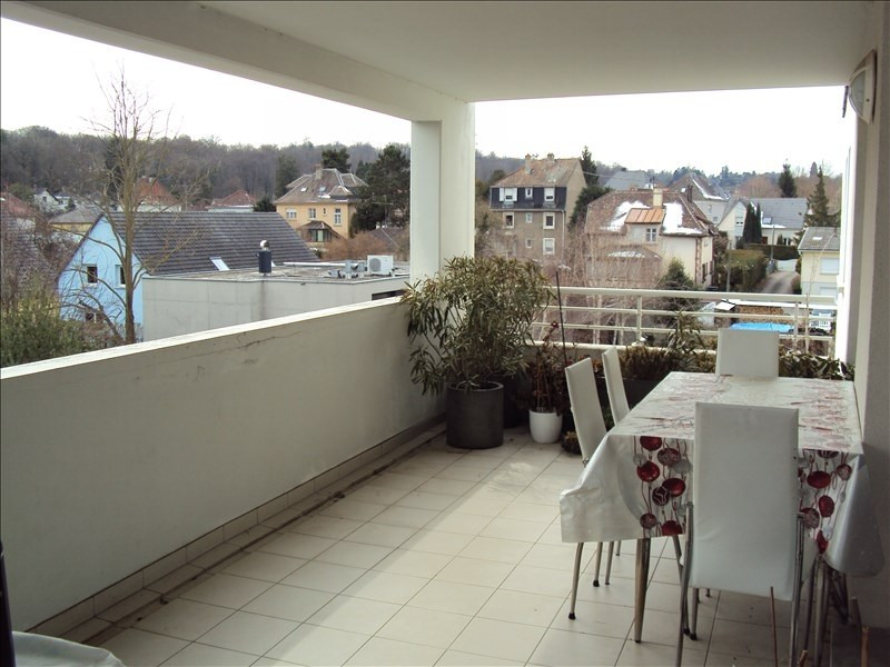 Sale apartment Riedisheim 224 000€ - Picture 2
