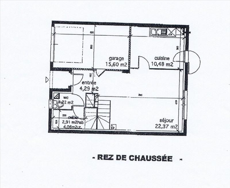 Sale house / villa Cailloux sur fontaines 315000€ - Picture 3
