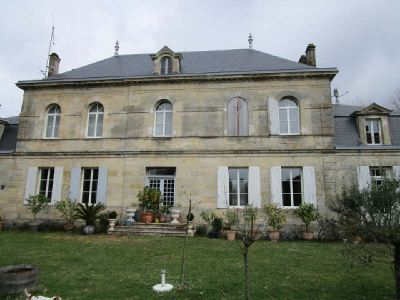 Vente maison / villa Etauliers 490 000€ - Photo 2
