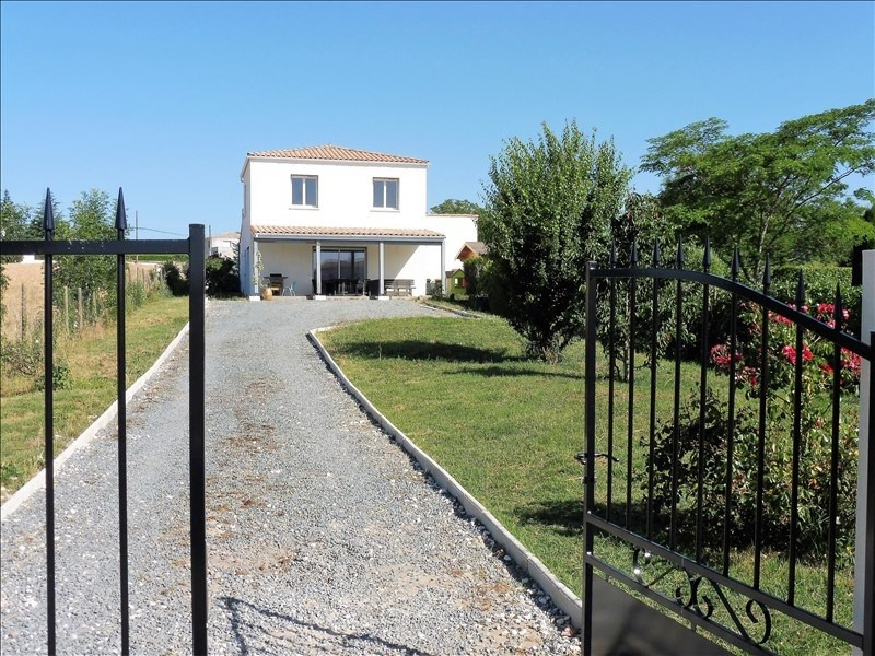 Vente maison / villa Vaux sur mer 285000€ - Photo 1