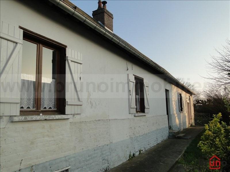Vente maison / villa Ponthoile 148000€ - Photo 2