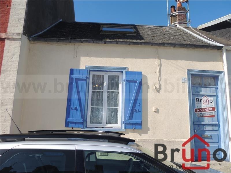 Verkauf haus Le crotoy 155000€ - Fotografie 1
