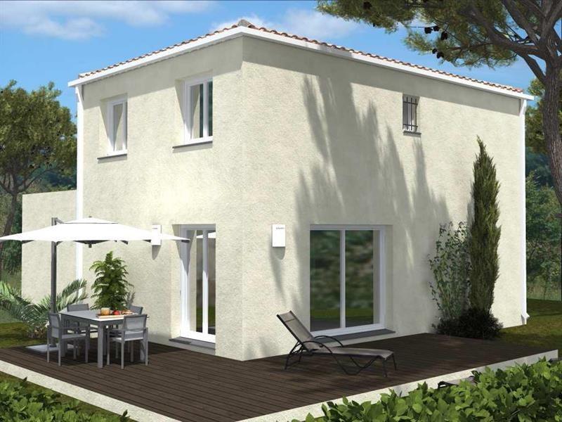 Maison  4 pièces + Terrain 318 m² Lespignan par Domitia Construction