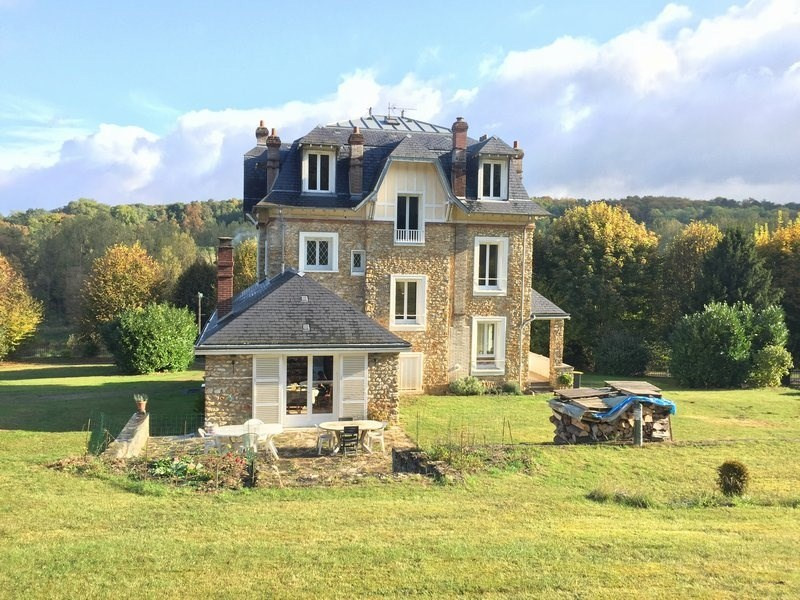 Sale house / villa Hardricourt 799 000€ - Picture 1