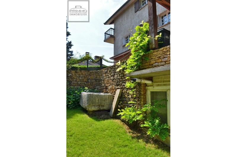 Sale house / villa Saint didier au mont d'or 695000€ - Picture 5