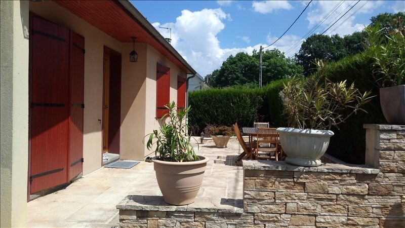 Sale house / villa Bourbon l archambault 162000€ - Picture 1