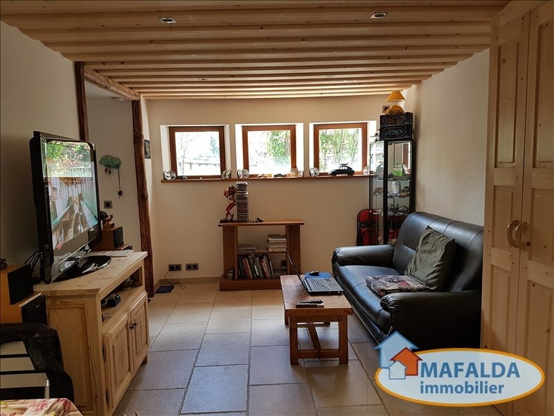 Vente appartement Magland 134 600€ - Photo 1