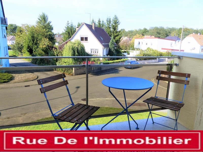 Vente appartement Marienthal 144 000€ - Photo 1