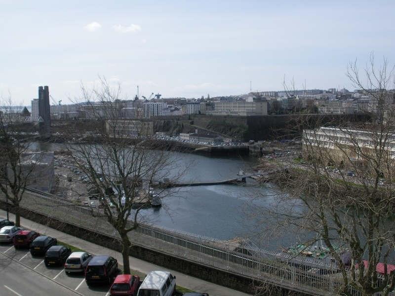 Rental apartment Brest 511€cc - Picture 1