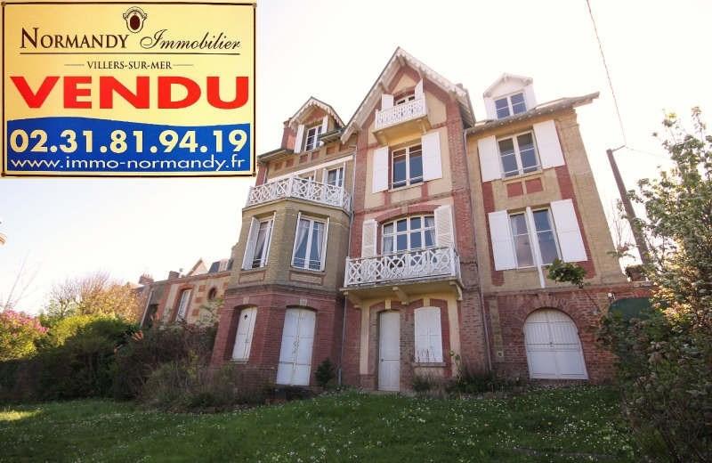 Vente de prestige maison / villa Villers sur mer 1160000€ - Photo 1