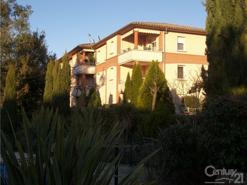 Rental apartment Tournefeuille 524€ CC - Picture 1