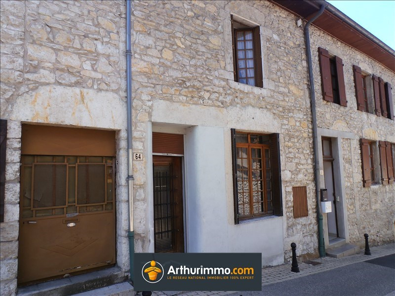 Vente maison / villa Morestel 108 000€ - Photo 1