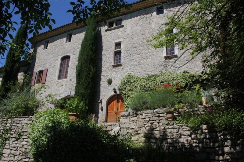 Vente de prestige maison / villa Ferrieres les verreries 999000€ - Photo 1