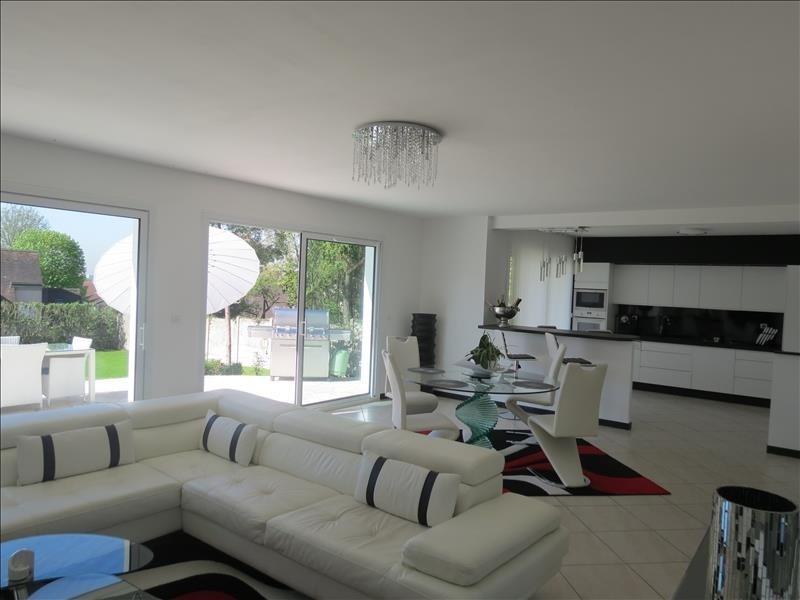 Vente maison / villa Montmorency 850000€ - Photo 4