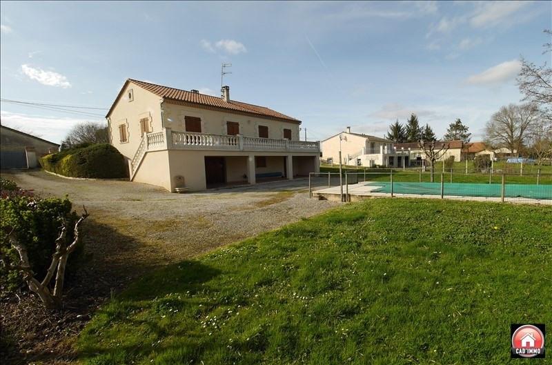 Vente maison / villa St pierre d eyraud 186750€ - Photo 2