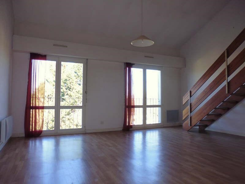 Vente appartement Poitiers 89500€ -  5