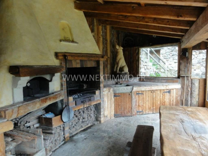 Revenda casa Saint-martin-vésubie 480000€ - Fotografia 19