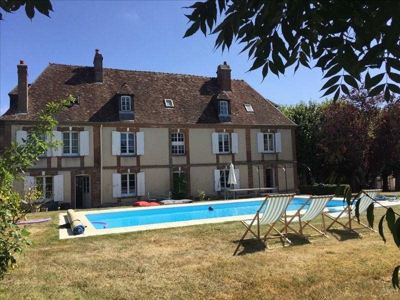 Vente de prestige maison / villa Conches en ouche 680000€ - Photo 5