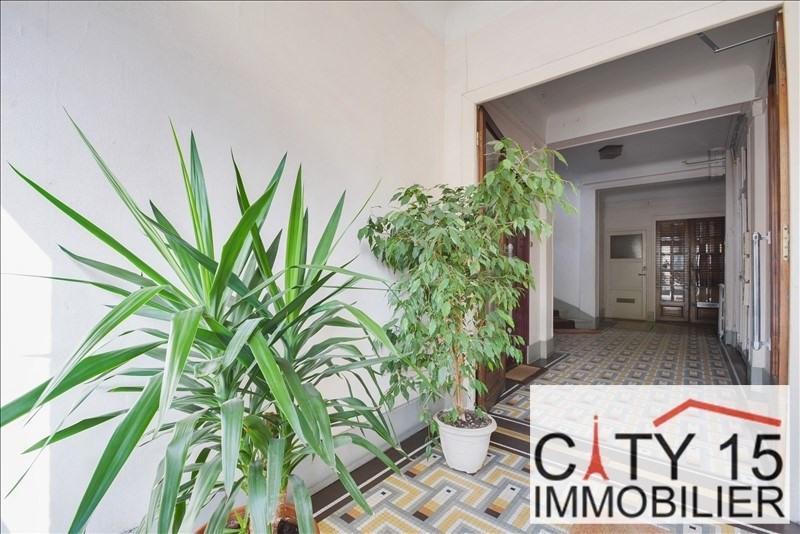 Venta  apartamento Paris 15ème 297000€ - Fotografía 9