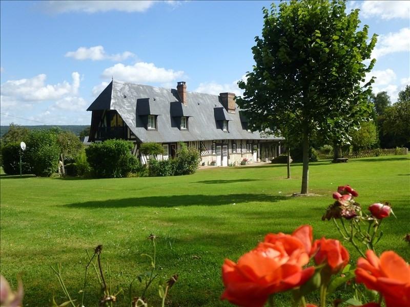 Sale house / villa Brionne 473000€ - Picture 1